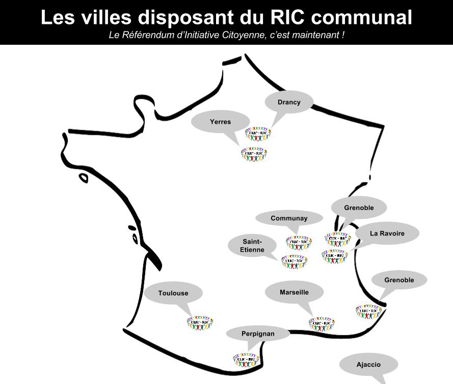 les-villes-disposant-du-ric-communal